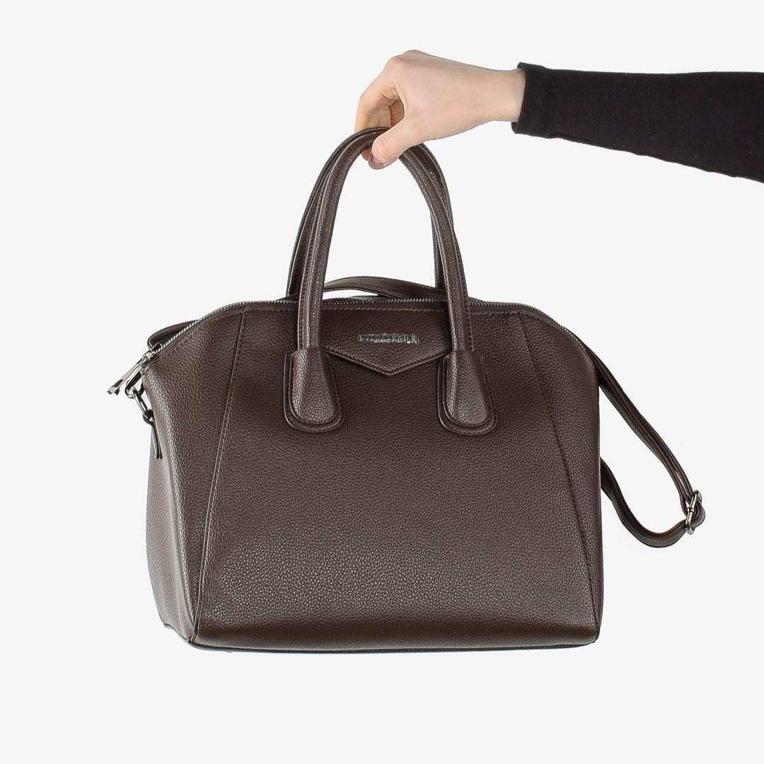 Корпусная женская сумка