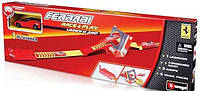 Игровой набор Bburago - Трек Ferrari Скоростной прыжок