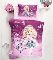 Полуторный комплект постельного белья Cotton Box Cotton Girl, ранфорс, Турция,, фото 1