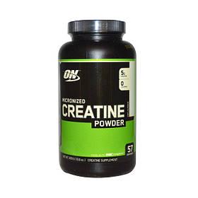 Креатин моногидрат без вкуса Optimum Nutrition Creatine 300 g