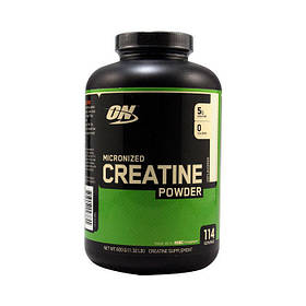 Креатин без смаку Optimum Nutrition Creatine 600 g