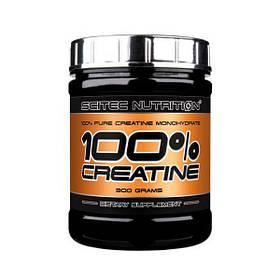 Креатин без смаку Scitec Nutrition 100% Creatine Monohydrate 300 g