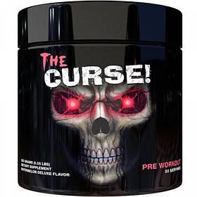 Предтренировочний комплекс Cobra Labs Curse (geranium free) 250 g