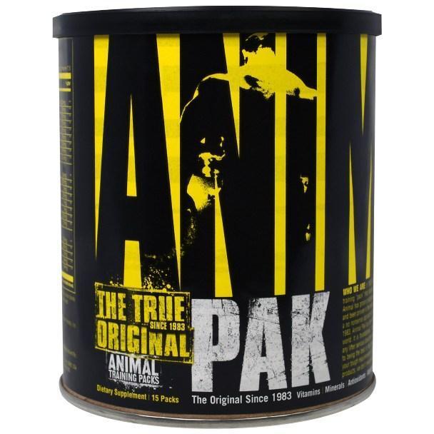 Вітамінно-мінеральний комплекс Universal Nutrition Animal Pak 15 paks енімал пак