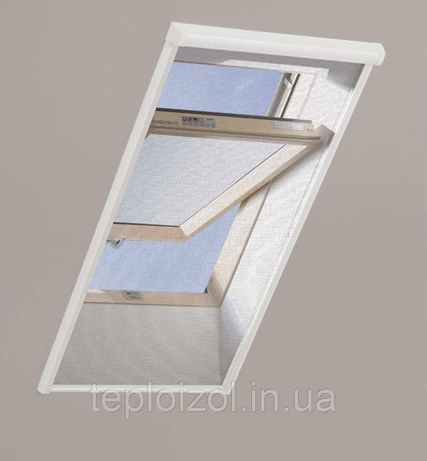 Москитная сетка 134х250 AМS для мансардного окна Fakro