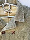 Утепленный пиджак с шерстью  для мальчика, размеры 6, 7 лет, фото 2