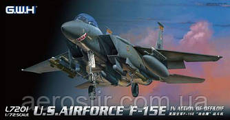 F-15E In Action Of OEF&OIF.1/72 Great Wall Hobby L7201