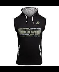 Футболка Gorilla Wear Melbourne Hooded T-shirt 3XL Black (9051690006)
