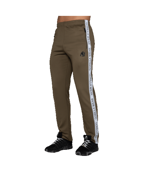 Брюки Gorilla Wear Wellington Track Pants 2XL Olive Green (9093340005)