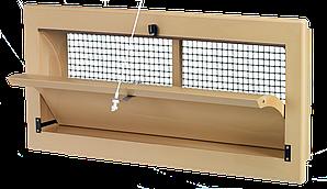 Приточные форточки 858х375 // приточные клапана 3000 м3