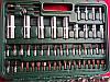 Набор инструментов для ремонта автомобиля 108  деталей, фото 6