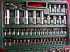 Набор инструментов для ремонта автомобиля 108  деталей, фото 7