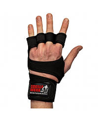 Перчатки Gorilla Wear Yuma Weight Lifting Workout Gloves S Black (9917490001)