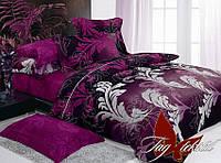 ТМ TAG Комплект постельного белья с компаньоном R7054