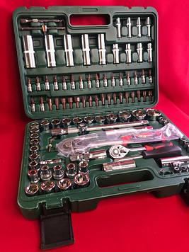 Набір інструментів для ремонту автомобіля 108 деталей