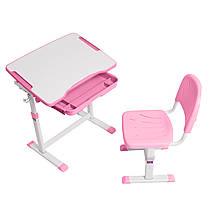 Растущая детская парта со стульчиком Cubby Sorpresa Pink, фото 3