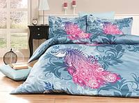 Двуспальный евро комплект постельного белья First Choice, Quality, сатин, Турция, фото 1