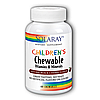 Solaray Children's Chewable Vitamins and Minerals 120 Chewables