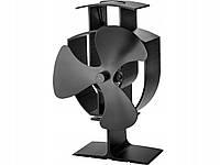 Вентилятор механический Anslut для каминов и печей