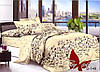 Евро maxi комплект постельного белья с компаньоном S-146