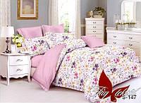 Евро maxi комплект постельного белья с компаньоном S-147, фото 1