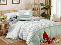 Евро maxi комплект постельного белья с компаньоном S-165, фото 1