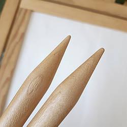 Круговые деревянные спицы 18 мм, 100 см