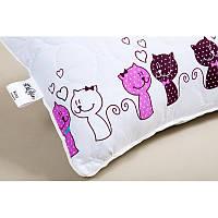 Детская стеганная подушка Lotus - Kitty 35*45, Украина, фото 1