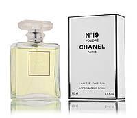 Женская парфюмированная вода Chanel №19 Poudre 100 мл