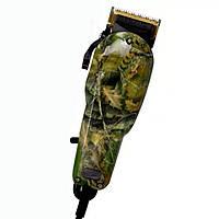 Машинка для стрижки волос Gemei GM-1018 с 4 насадками (2_009236), фото 1