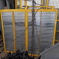 Решето евро комплект СК-5М НИВА +Удлинитель верхнего решета (Усиленное).ОЦИНКОВКА