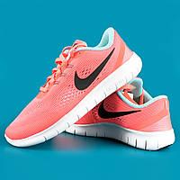 Беговые кроссовки Женские Nike Free RN р 36