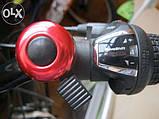 Звонок велосипедный, вело звонок, колокольчик, фото 6