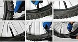 Бортировка колеса велосипеда,Бортировочные лопатки бортировки велосипеда мотоцикла монтажки вело, фото 2