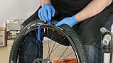 Бортировка колеса велосипеда,Бортировочные лопатки бортировки велосипеда мотоцикла монтажки вело, фото 4