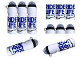 Спортивная бутылка для воды, велобутылка, фляга для воды, бутылка для воды на велосипед, фото 5