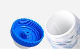 Спортивная бутылка для воды, велобутылка, фляга для воды, бутылка для воды на велосипед, фото 7