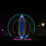 Стоп сигнал на велосипед USB фара задняя Синий, фото 5