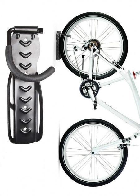 Кріплення для велосипеда на стіну за колесо, кронштейн, тримач для велосипеда
