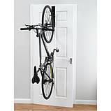 Кріплення для велосипеда на стіну за колесо, кронштейн, тримач для велосипеда, фото 8