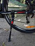 """Велосипедна підніжка універсальна телескопічна на заднє перо для 24-29"""",лапка,алюміній, фото 6"""