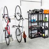 Крепление на стену для шоссейного велосипеда, подвесной кронштейн, держатель для велосипеда на стену, фото 2