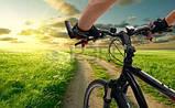 Перчатки велосипедные MySpace L гель,велосипедные перчатки без пальцев с гелевыми вставками под ладонь,гель,L, фото 3