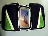 Сумка на раму,велосумка на велосипед для смартфона на телефон 7 ,нарамная сумка, фото 9