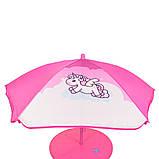 Детский садовый столик со стульчиками и зонтиком BambiUNI, фото 3
