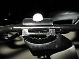 Седло дорожное,сиденье супермягкое,королевское велоседло,черный, фото 7