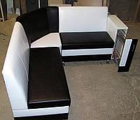 """Кухонный уголок """"Шарм"""" с баром в подлокотнике 1600х1600мм, фото 1"""