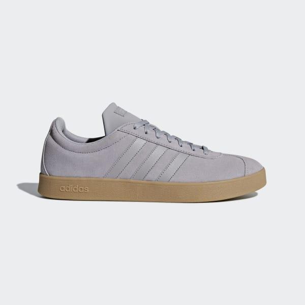Кроссовки мужские оригинальные Adidas VL Court 2.0 бежевые