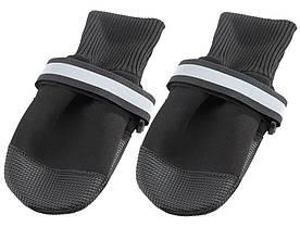 Ferplast PROTECTIVE SHOES Защитная обувь для собак антискользящая - 2 шт.