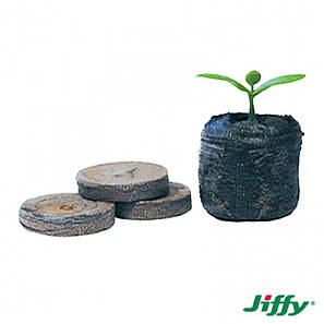 Кокосовая таблетка для проращивания Jiffy D30мм, фото 2